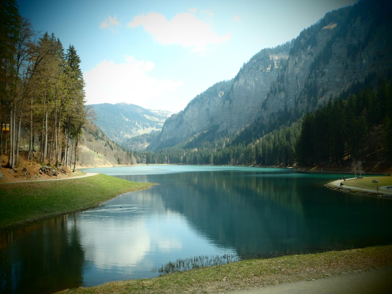Lac de Montriond - HAUTE SAVOIE