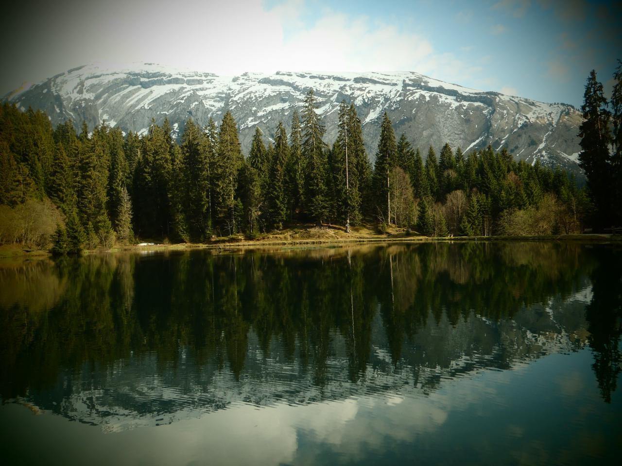 Lac des Mines d'Or - HAUTE SAVOIE
