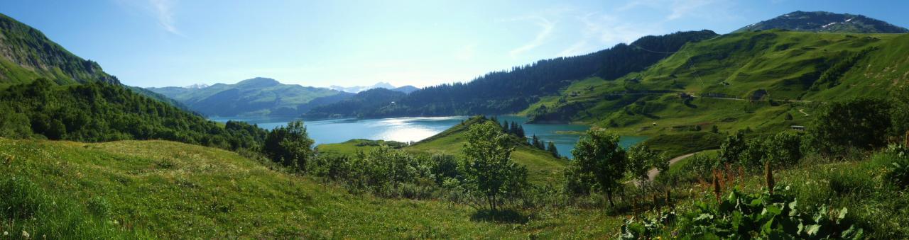 Lac de Roselend - SAVOIE