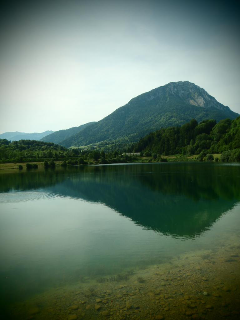 Lac du Chatelard - SAVOIE