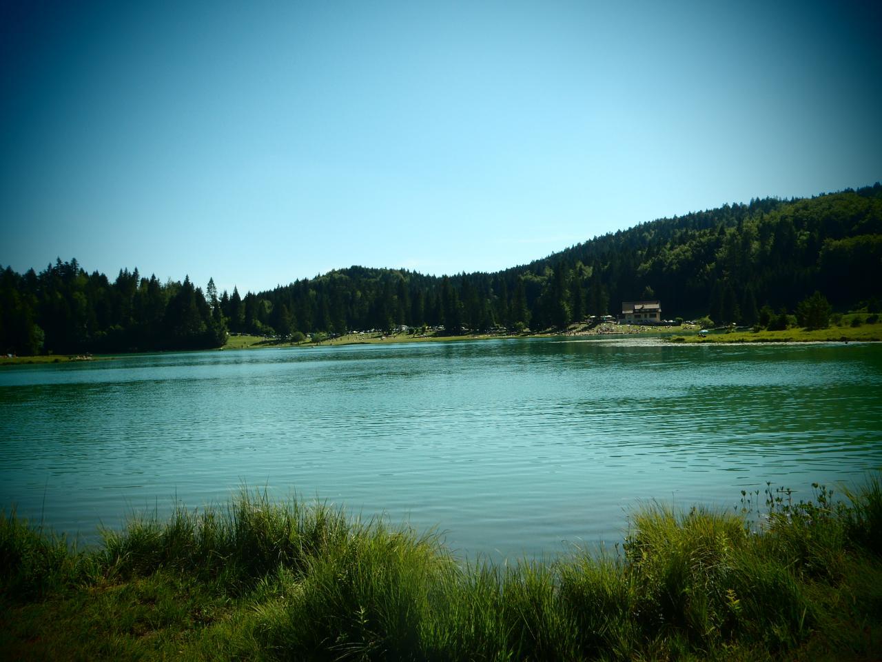 Lac Genin - AIN