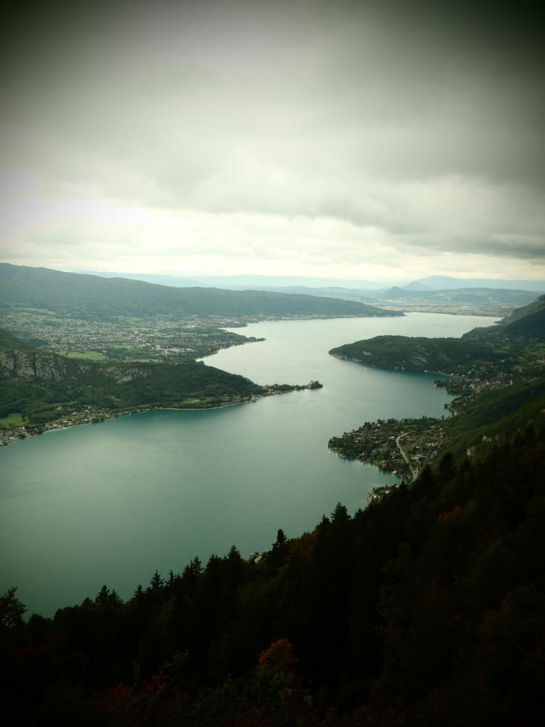 Lac d'Annecy - HAUTE SAVOIE